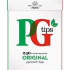 PG tips 240 Pyramid Tea Bags