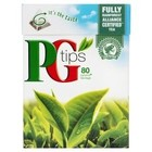PG tips 80 Pyramid Tea Bags