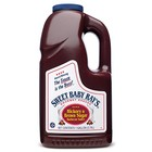 Sweet Baby Rays Hickory and Brown Sugar Barbecue Sauce XXL 1 Gallon