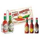 Tabasco Favorites Bundle with Tin Sign