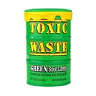 Toxic Waste Green Sour Candy