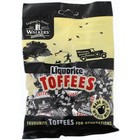 Walkers Nonsuch Liquorice Toffees 150 grams
