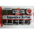 Walkers Nonsuch Liquorice Toffee 100 grams