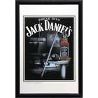 Printed Mirror Break Into Jack Daniels