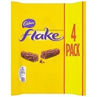 Cadbury Flakes 4 pack (20 grams each)