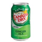 Canada Dry Ginger Ale 355ml USA