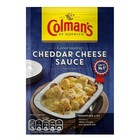 Colmans Cheddar Cheese Sauce Mix