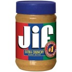 JIF Extra Crunchy Peanut Butter 454 grams