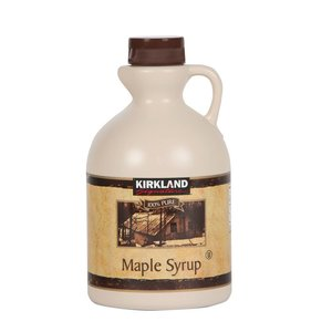 Kirkland Maple Syrup grade A 1000ml