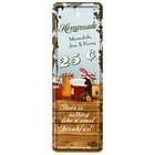 Nostalgic Art Bookmark Homemade Marmalade