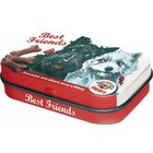 Nostalgic Art Mint Box Best Friends