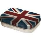 Nostalgic Art Mint Box British Flag
