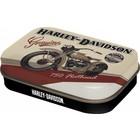 Nostalgic Art Mint Box Harley Davidson 750 Flathead