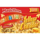 MagicTime Yellow Cheddar Microwave Popcorn