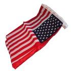 Fabric Flag Line 16 metres 24 flags USA