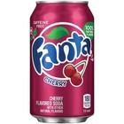 Fanta Cherry USA 355ml