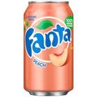 Fanta Peach USA 355ml