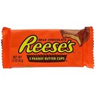 Reeses 2 Peanut Butter Cups Milk Chocolate 42 gram