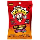 WarHeads Hotheads Extreme Heat Worms 142 grams