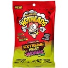 WarHeads Hotheads Extreme Heat Worms Tropical 141 grams