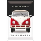 Nostalgic Art Tin Sign Volkswagen Good Shape 20x30 cm