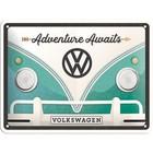 Nostalgic Art Tin Sign Volkswagen Bulli Adventure 20x15 cm