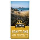 Kernow Honeycomb Milk Chocolate Bar 95 grams