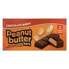 Chocolate Buddy Peanut Butter Bars (8) 100 grams