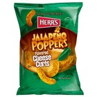 Herrs Jalapeno Poppers Cheese Curls 198 grams