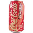 SHORTER BBD: Coca Cola Vanilla 355ml USA