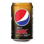 SHORTER BBD: Pepsi Max Ginger 330ml