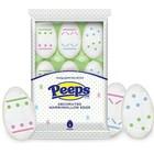 Peeps Decorated Marshmallows Eggs 9 stuks