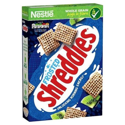 Nestle Frosted Shreddies Cereals 500 grams UK