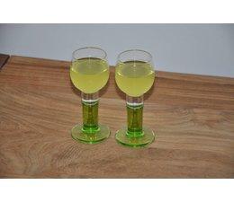 limoncello glaasjes verde