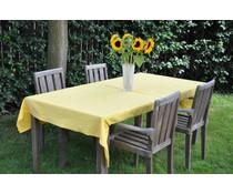 Tafellaken zomers geel