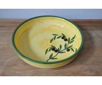 Schaal Olives Gran