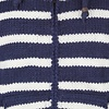 Split Ziphood Navy White