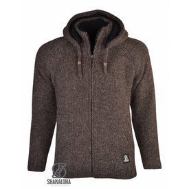 Shakaloha Radicale Ziphood Choco Brown