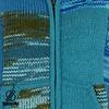 Shakaloha Patchwork Aqua blaue Wolljacke fÌ_r Damen und Herren