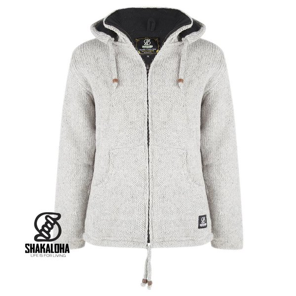 Shakaloha Flash Ziphood Grey