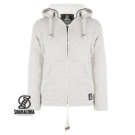 Shakaloha Flash Ziphood Beige