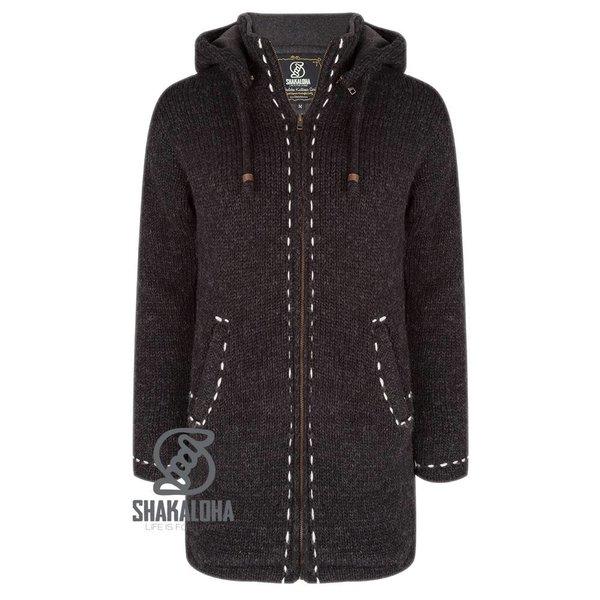 Shakaloha Shakaloha Trinity Wool Jacket for women medium long
