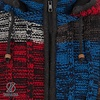 W Rib Patch ZH BlackNavyRed