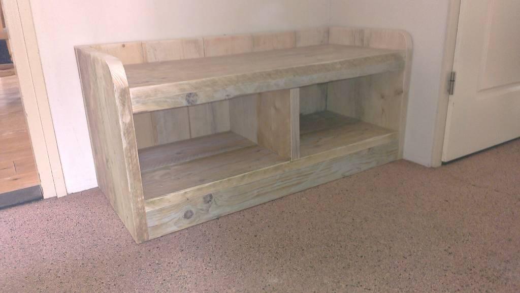 Soort hout: * Nieuw steigerhout Gebruikt steigerhout