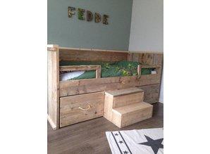 Bed 'Fedde'