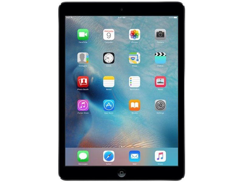Apple iPad Air 16GB Wifi (Model A1474) Grau