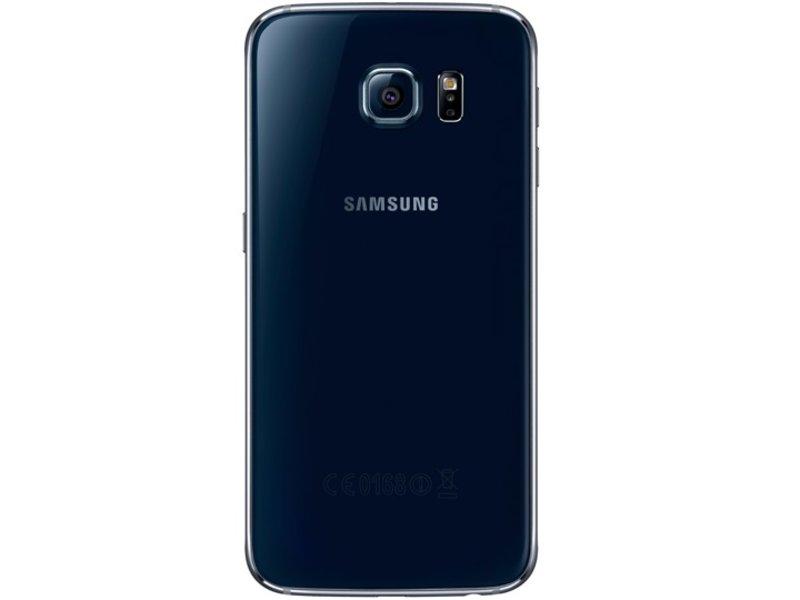 Samsung G925E Galaxy S6 Edge 128GB Zwart