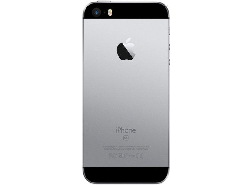 Apple iPhone SE 64GB Grau