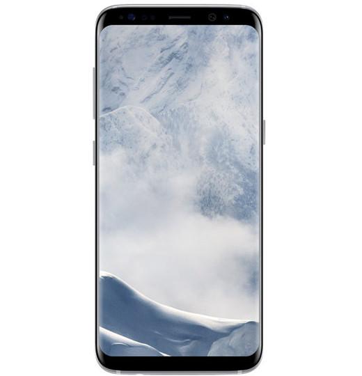 Samsung smartphone GALAXY S8 (Arctic Silver)