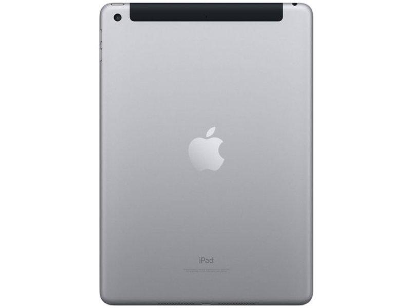 Apple iPad 2017 128GB Wifi+4G Grijs